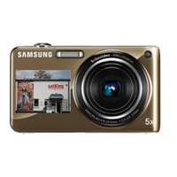 Samsung ST600 Digitalkamera 14 Megapixel Gold