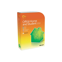 Microsoft® Office Home and Student 2010 79G-01904 Vollversion
