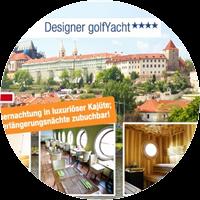 3 Tage zu zweit in Hotel&restaurant golfYacht Prague