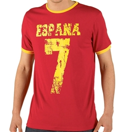 Legends T-Shirt Espana Number 7
