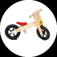 Holzlaufrad von BEEBOO