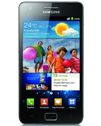 Smartphone Samsung I9100 Galaxy S 2 16GB ohne Vertrag