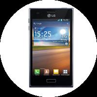 Smartphone LG E610 Optimus L5 ohne Vertrag
