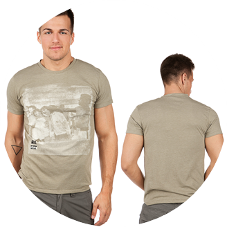 Stylisches Boxer T-Shirt von Poolman in Supergünstig!