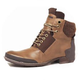 Firetrap Herren Madison Boots Tan