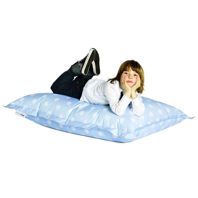 sitting bull sitzsack mini bull b b blue kaufen und 39 sparen. Black Bedroom Furniture Sets. Home Design Ideas